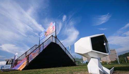 Foto Alibaba Cloud dan Pemerintah Kota Hangzhou Umumkan Peluncuran ET City Brain 2.0.