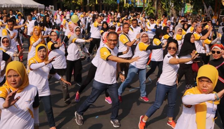 Foto Berita Rayakan HUT Ke 10, Mandiri Inhealth Akan Sumbang 1010 Kantong Darah