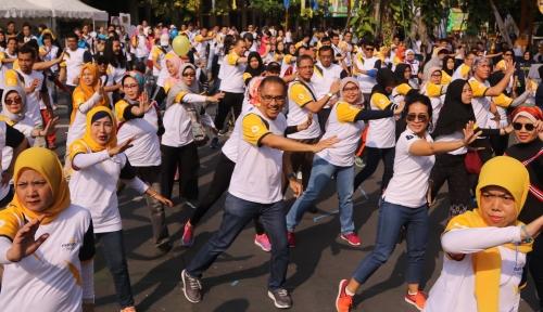 Foto Rayakan HUT Ke 10, Mandiri Inhealth Akan Sumbang 1010 Kantong Darah