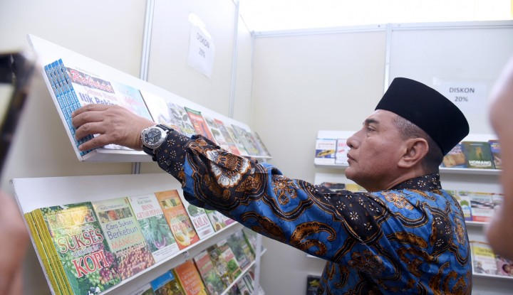 Foto Berita Mahalnya Harga Buku Penyebab Kurangnya Minat Baca di Sumut