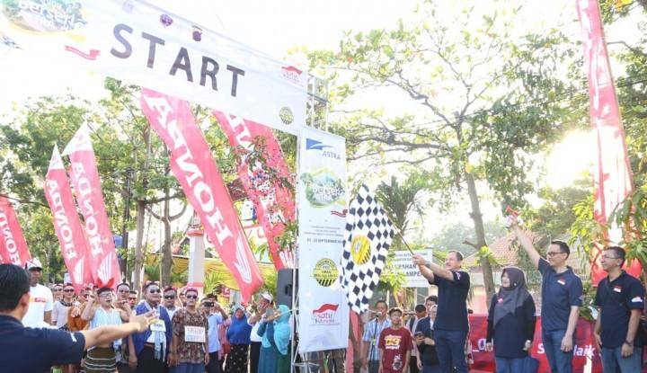 Astra Adakan Festival Kampung Berseri di Semarang - Warta Ekonomi