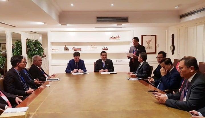 Menteri Basuki Tingkatkan Kerja Sama Infrastruktur Indonesia-Spanyol - Warta Ekonomi