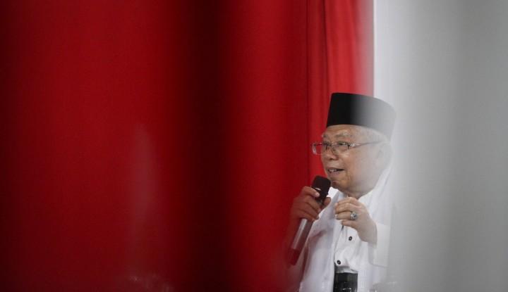 Foto Berita Haddad Alwi Undang Ma'ruf Amin, Dukung Jokowi?
