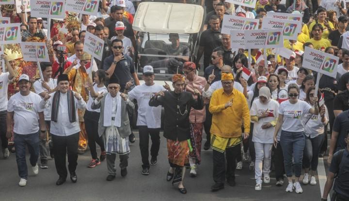 Foto Berita Demokrat: Relawan Jokowi Sudah Curang, Selanjutnya?
