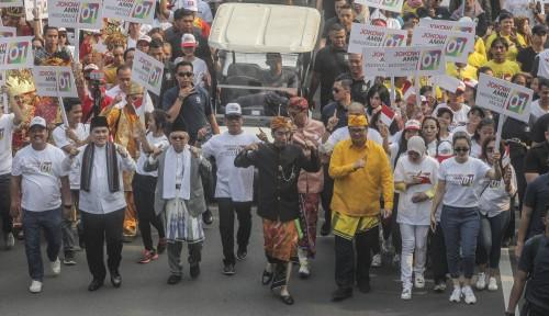 Foto PKB: TKN Jokowi Kedatangan Dua Muka Baru, Siapa?