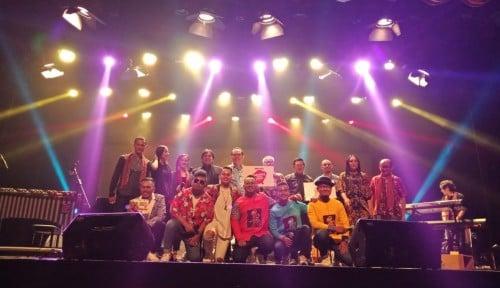 Foto Jakarta Loves Lombok: Konser Kemanusiaan, Kolaborasi Musisi Jazz-ACT