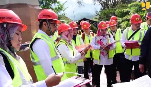 Foto Pascagempa dan Tsunami Sulteng, Kementerian PUPR Fokus Empat Strategi