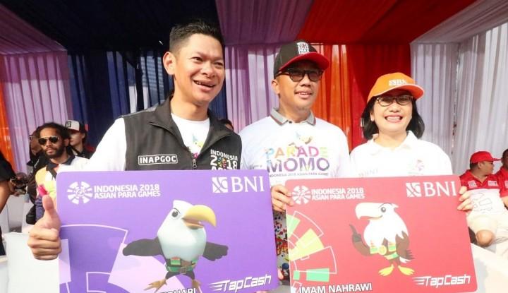 Foto Berita Bank BNI Berikan Layanan Digital pada Ajang Asian Para Games