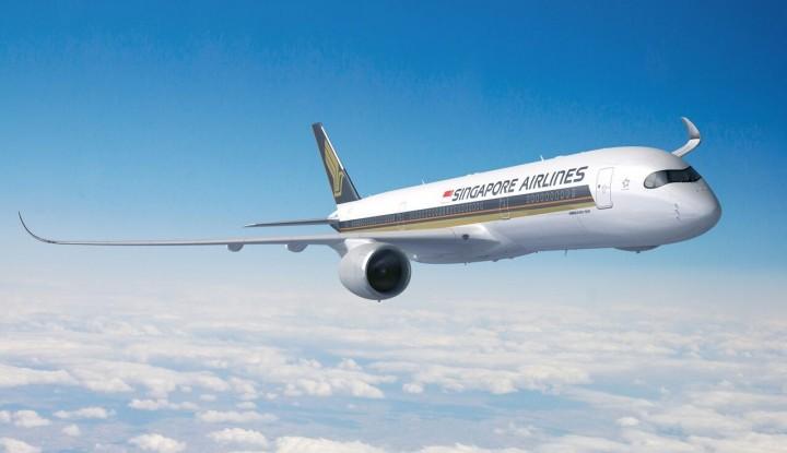 SilkAir Buka Penerbangan Nonsetop Singapura-Busan - Warta Ekonomi
