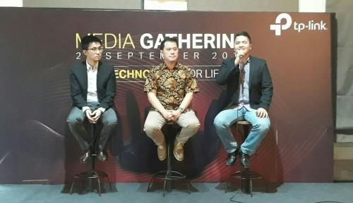 Foto TP-Link Kenalkan Jajaran Produk Terbaru, Termasuk Bohlam Pintar