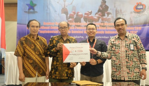 Foto Tingkatkan Budaya Literasi Digital, Smartfren-GPMB Gelar Roadshow