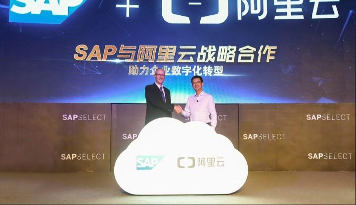 Alibaba-SAP Dorong Pertumbuhan Intelligent Enterprise di Tiongkok - Warta Ekonomi