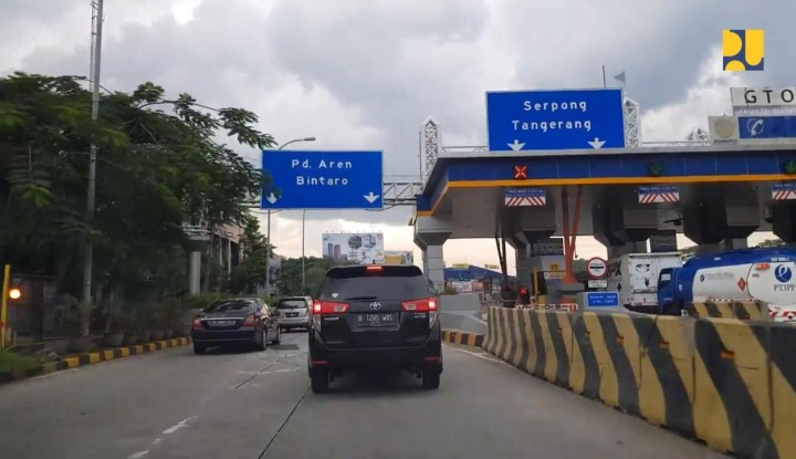 Foto Berita Integrasi Transaksi Tol JORR Berlaku Efektif 29 September