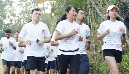 Foto 11 Ribu Pelari Bakal Ikuti Maybank Marathon 2019
