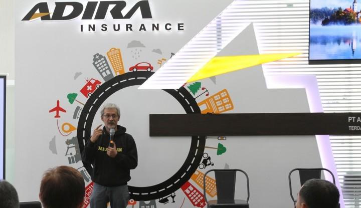 Foto Berita Kampanye Keselamatan Berkendara, Adira Insurance Kembali Gelar SCA