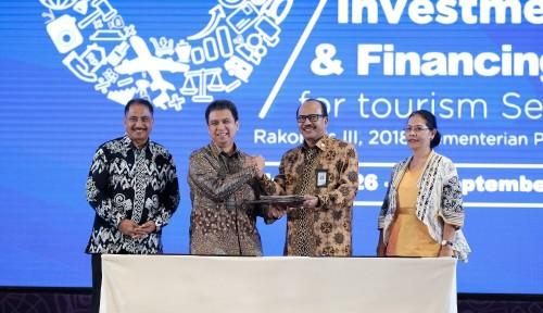 Foto Grab-Kemenpar Teken MoU Dukung Wonderful Indonesia