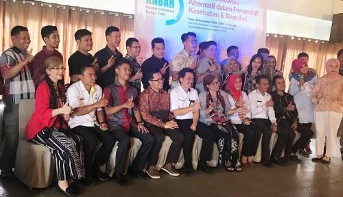 Foto Koalisi Indonesia Bebas TAR Gelar Diskusi Publik Tentang Produk Tembakau Alternatif