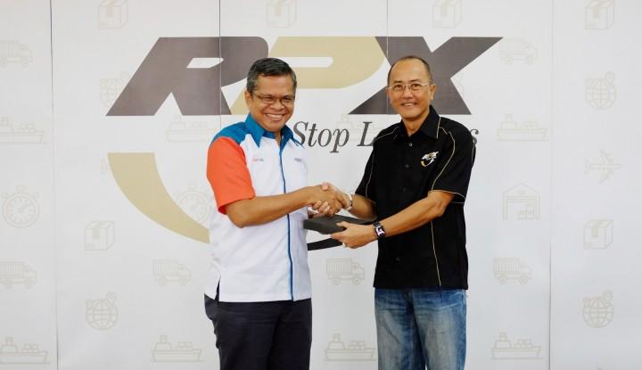 Foto Berita RPX Gandeng Agen46 untuk Perluas Pasar