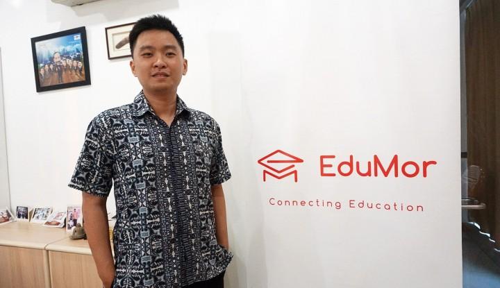 Foto Berita Startup Edumor Tawarkan Kemudahan Bagi Para Pencari Sekolah