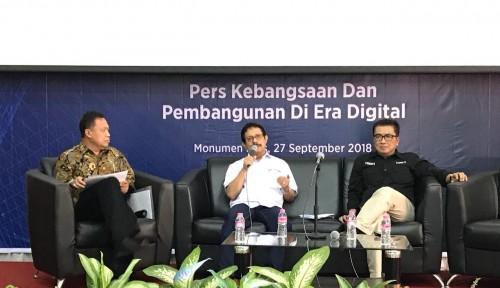 Foto Isu Sawit Positif-Objektif, Gapki Ucapkan Terima Kasih untuk Pers Indonesia