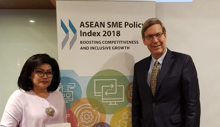 Foto Berita Asean SME Policy Index 2018 Menilai UKM Indonesia Unggul dalam Kebijakan