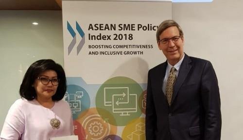 Foto Asean SME Policy Index 2018 Menilai UKM Indonesia Unggul dalam Kebijakan