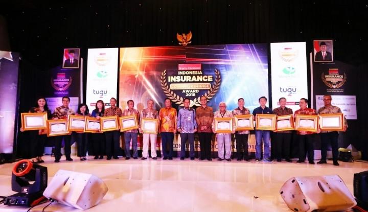 Foto Berita Inilah Pemenang Warta Ekonomi Indonesian Insurance Consumer Choice Award 2018