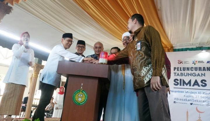 Foto Berita UUS Bank Sinarmas Perkenalkan Tabungan Simas Haji di Medan