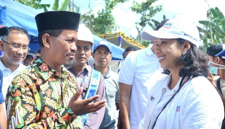 Foto Berita BUMN Bersinergi Bangun 1.700 Rumah Tahan Gempa di Lombok