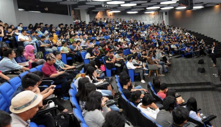 Foto Berita Sinar Mas Land-Apple Developers Academy Helat Roadshow Digipreneur