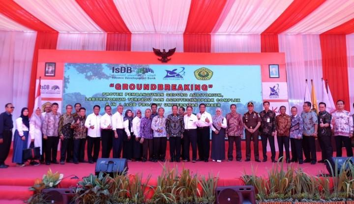 Foto Berita 2 BUMN Karya Garap Pembangunan Fasilitas Baru Universitas Jember