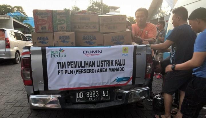 Foto Berita BUMN Bantu Pulihkan Donggala dan Palu Usai Gempa