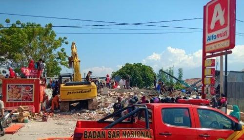 Foto Kementerian PUPR Tambah Alat Berat ke Sulteng