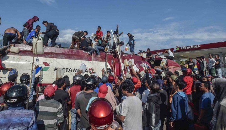 Meski Rusak, Pertamina Salurkan BBM dari Terminal Donggala - Warta Ekonomi