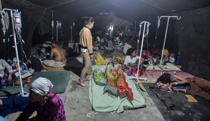 Foto Berita Masa Tanggap Darurat Bencana di Sulteng Berakhir 11 Oktober, Kok Cepat?