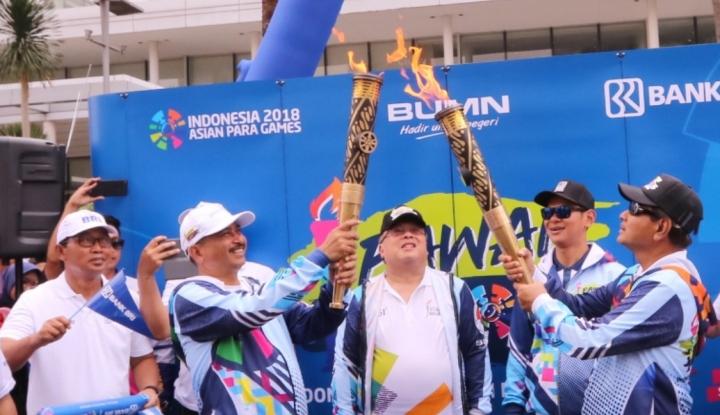 Foto Berita Asian Para Games 2018, Lebih dari Sebuah Perayaan Olahraga