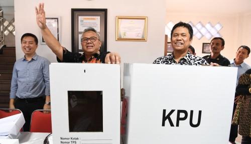 Foto Menteri Jokowi: Jangan Cari-Cari Masalah Kotak Suara Kardus