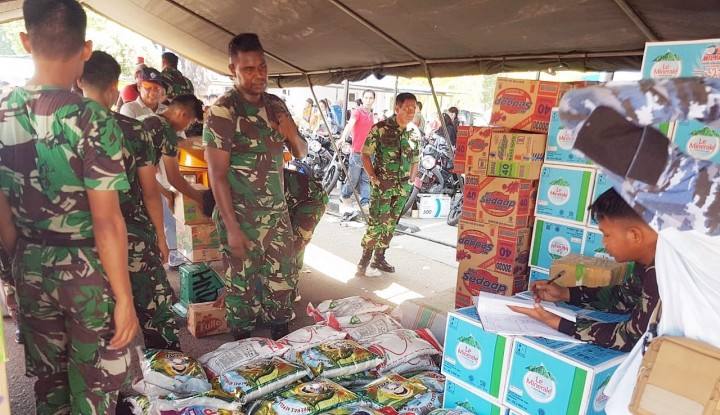Foto Berita Pupuk Indonesia Group Kirimkan Bantuan ke Palu dan Donggala
