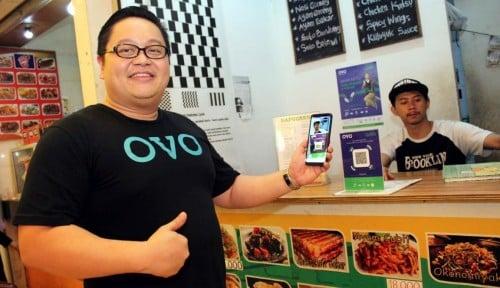 Foto OVO Targetkan 100.000 UKM Go Digital