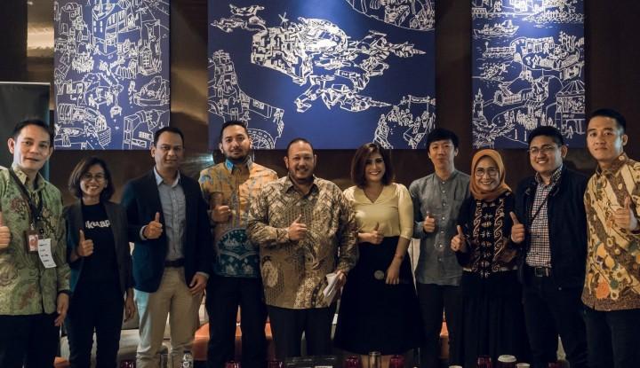 Foto Berita Bersama Y-Fest, Bizcom Dorong Pelaku Bisnis dan Ekonomi Kreatif Dukung Industri 4.0