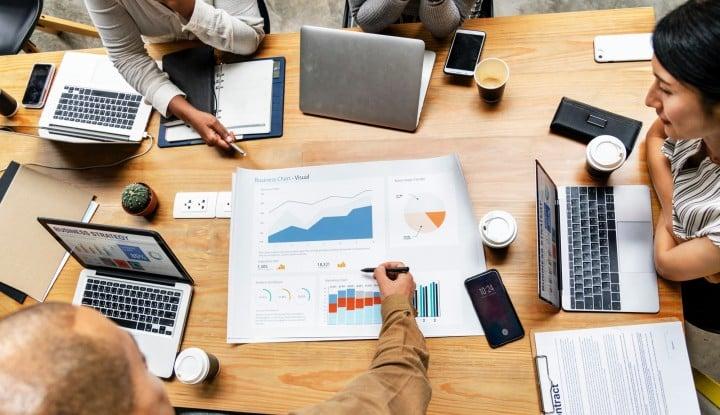 LinkedIn Sebut 50% Orang Indonesia Beraspirasi Jadi Entrepreneur - Warta Ekonomi