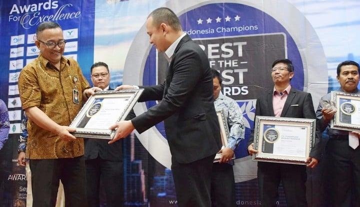 Foto Berita Prima Komunika Media Raih Penghargaan The Best Company of The Year