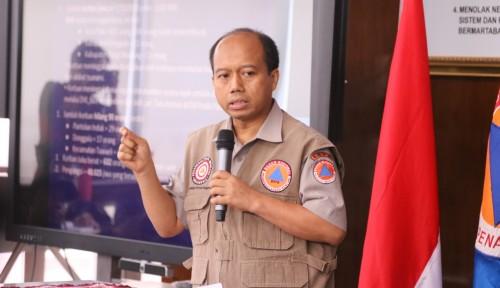 Foto BNPB: Ancaman Bencana Terus Meningkat