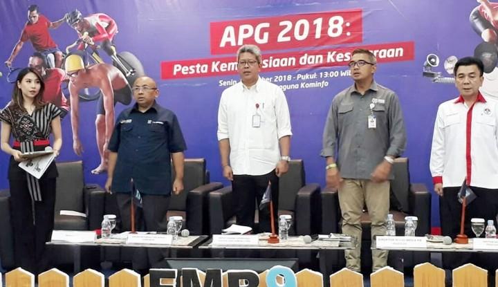 Foto Berita Asian Para Games 2018 Segera Dibuka, Ini Cara Dapetkan Tiketnya