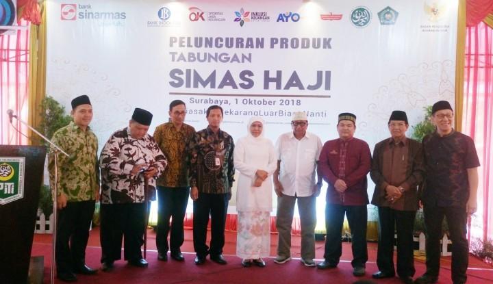 Foto Berita Setelah Medan, USS Bank Sinarmas Perkenalkan Simas Haji di Surabaya