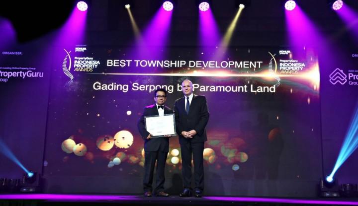 Foto Berita Paramount Land Borong Penghargaan di PropertyGuru Awards