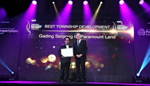 Foto Paramount Land Borong Penghargaan di PropertyGuru Awards