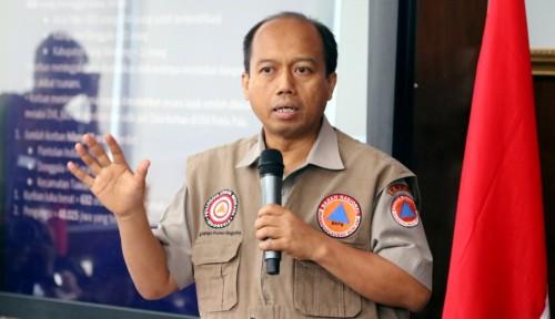 Foto Pak Sutopo: Sukarelawan Asing Tak Boleh Sembarangan Ulurkan Bantuan ke Sulteng