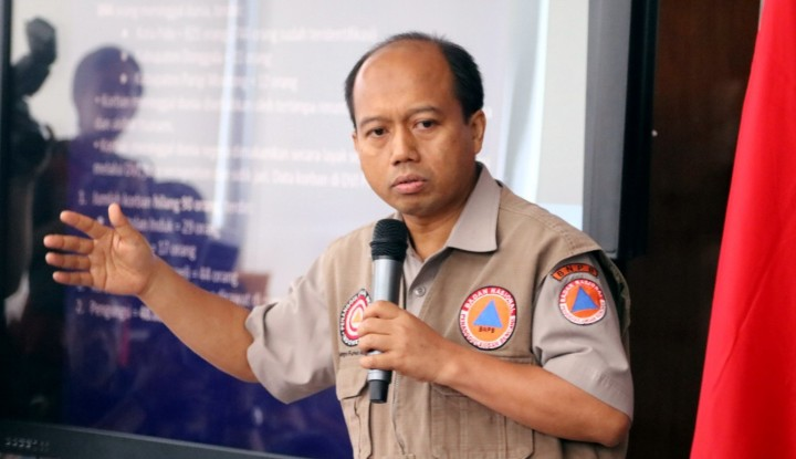 Semangat Pak Sutopo Harus Tetap Ada - Warta Ekonomi