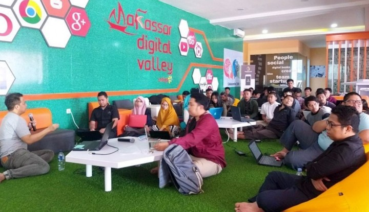 Telkom Dorong Terwujudnya Indonesia Digital Economy 2025 - Warta Ekonomi